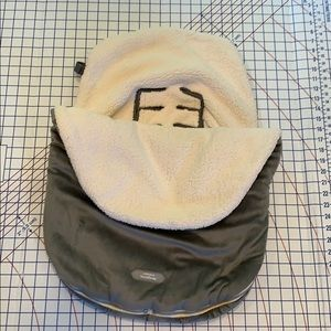 Carseat Baby blanket